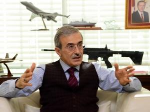 Savunma Sanayi Başkanımız Sn. İsmail DEMİR'in SAHA Expo Değerlendirmesi