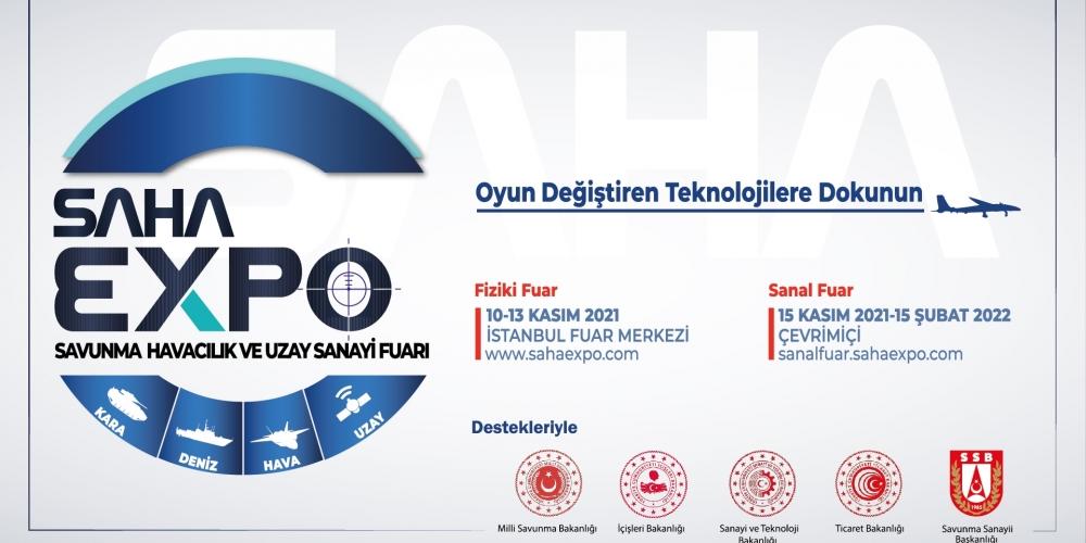 Yılın En Verimli Etkinliği SAHA EXPO 2021