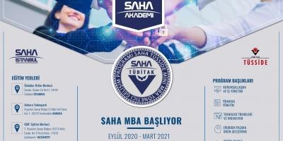 SAHA MBA Dünyanın en iyi MBA programları arasına girmeye hazır!