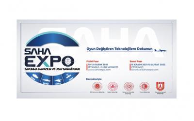 SAHA EXPO 2021 Hibrit Fuar